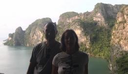 Melina LUNA & Federico ARCOS (Malaga) - Vietnam