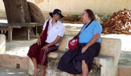 Myriam SOUVIRON & Jose ORTALECU (Marbella) - Myanmar