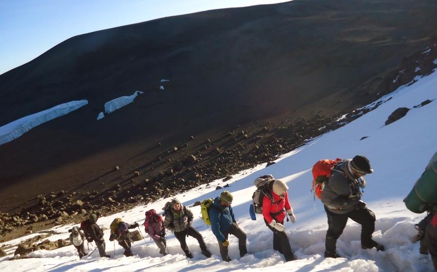 Tanzania - Trekking Kilimanjaro Ruta Machame-Mweka + Safari