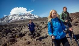 Tanzania - Trekking Kilimanjaro Ruta Marangu-Marunga + Safari