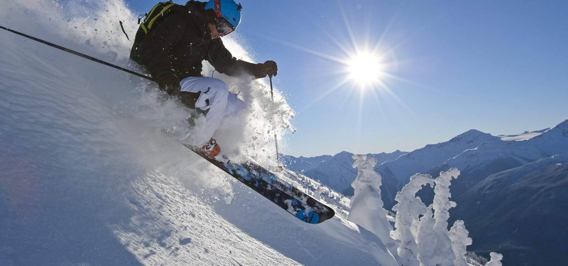 Canada Oeste - Ski en Whistler Blackcomb