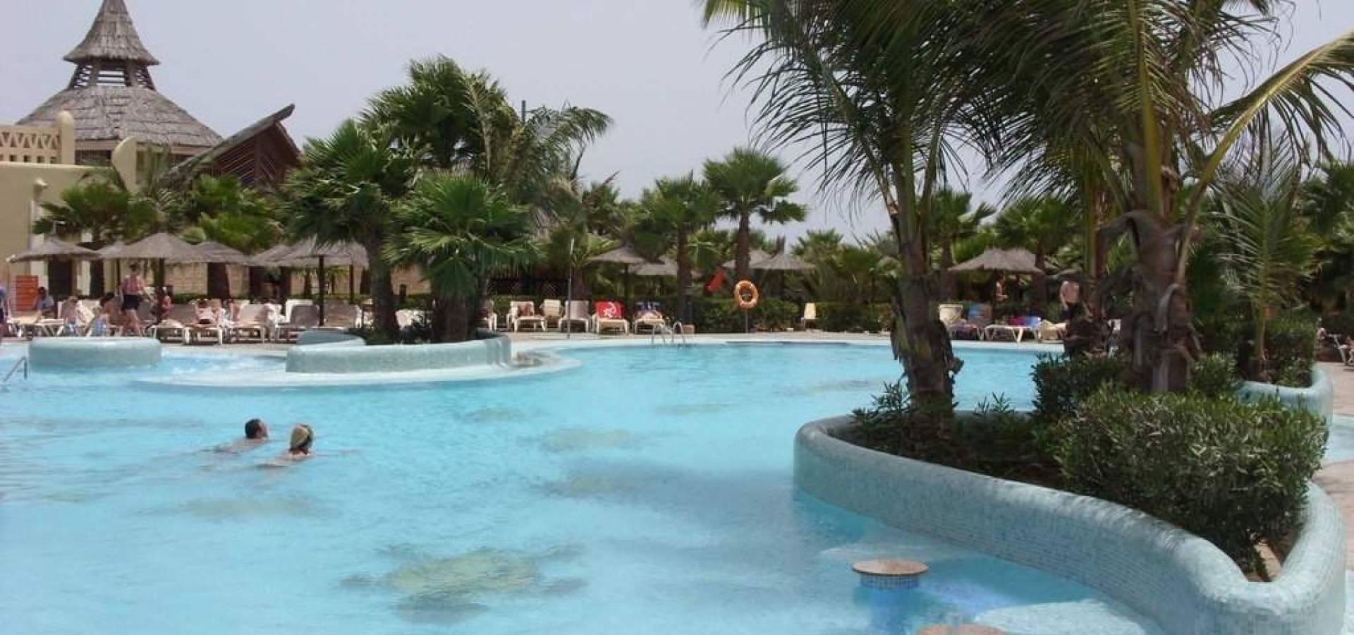 Cabo Verde - Hotel Riu Garopa Resort & Spa