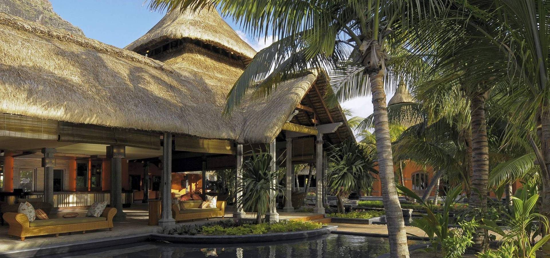 Mauricio - Hotel Beachcomber Dinarobin Golf & Spa