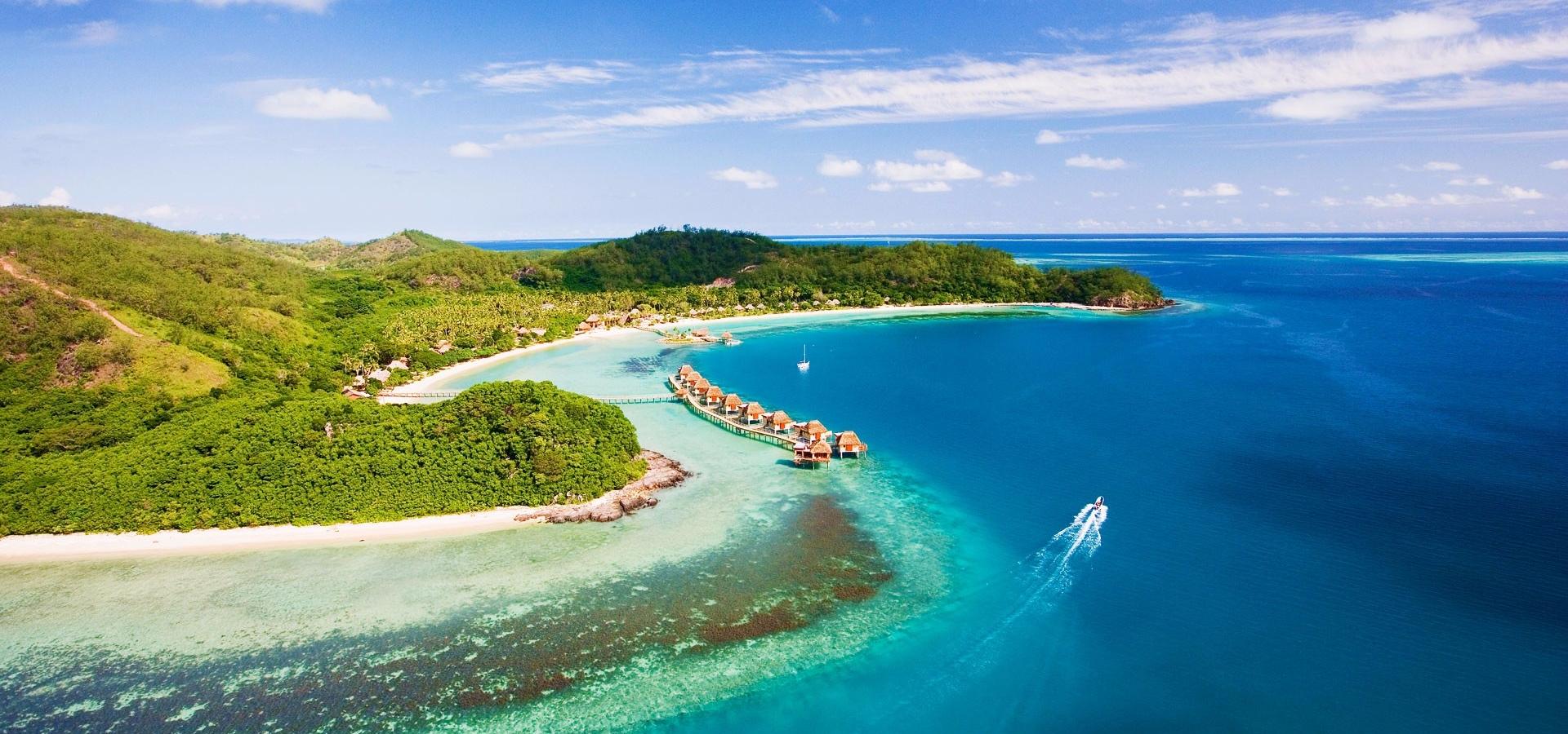 Fiji - Villas Likuliku Lagoon Resort