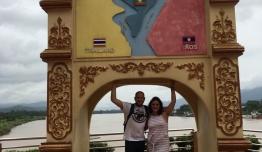 Maria Luisa MONTAÑEZ & Jose M. MELGAR (Málaga) - Myanmar