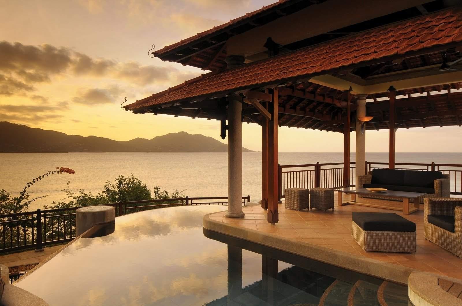 Seychelles - Hotel Beachcomber Sainte Anne Resort & Spa