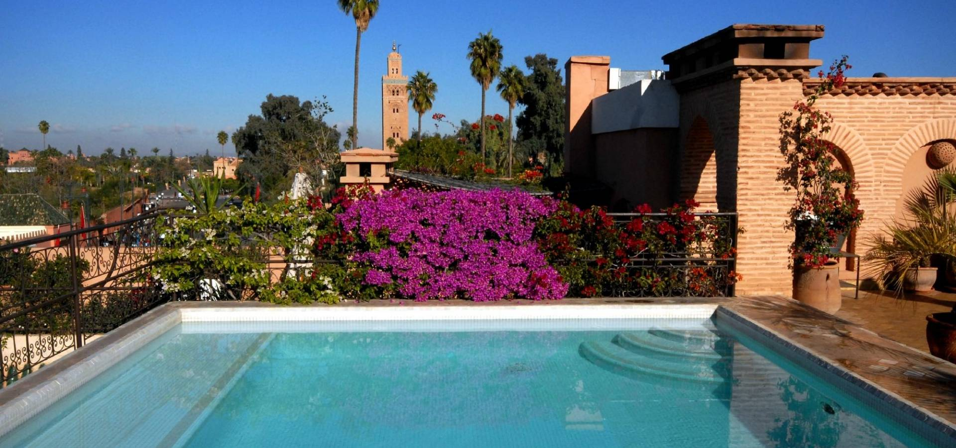 Marruecos - Riad La Villa des Orangers