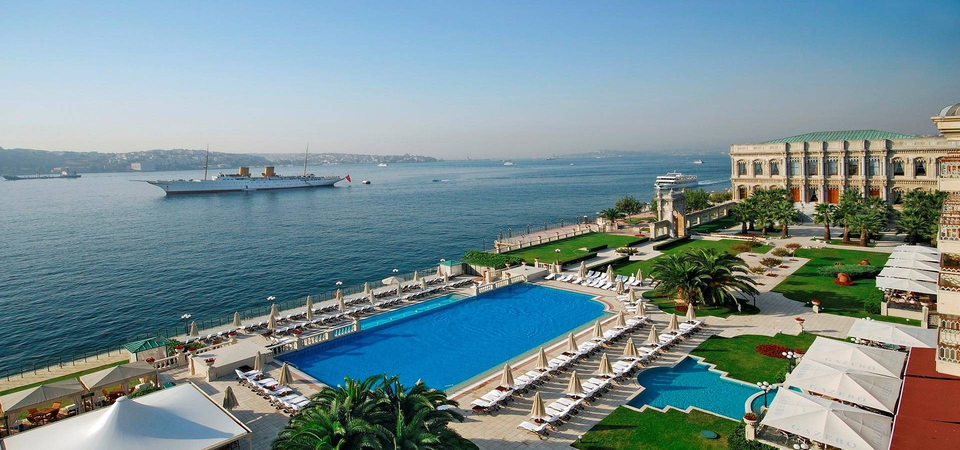 Turquia - Hotel Kempinski Ciragan Palace Istanbul