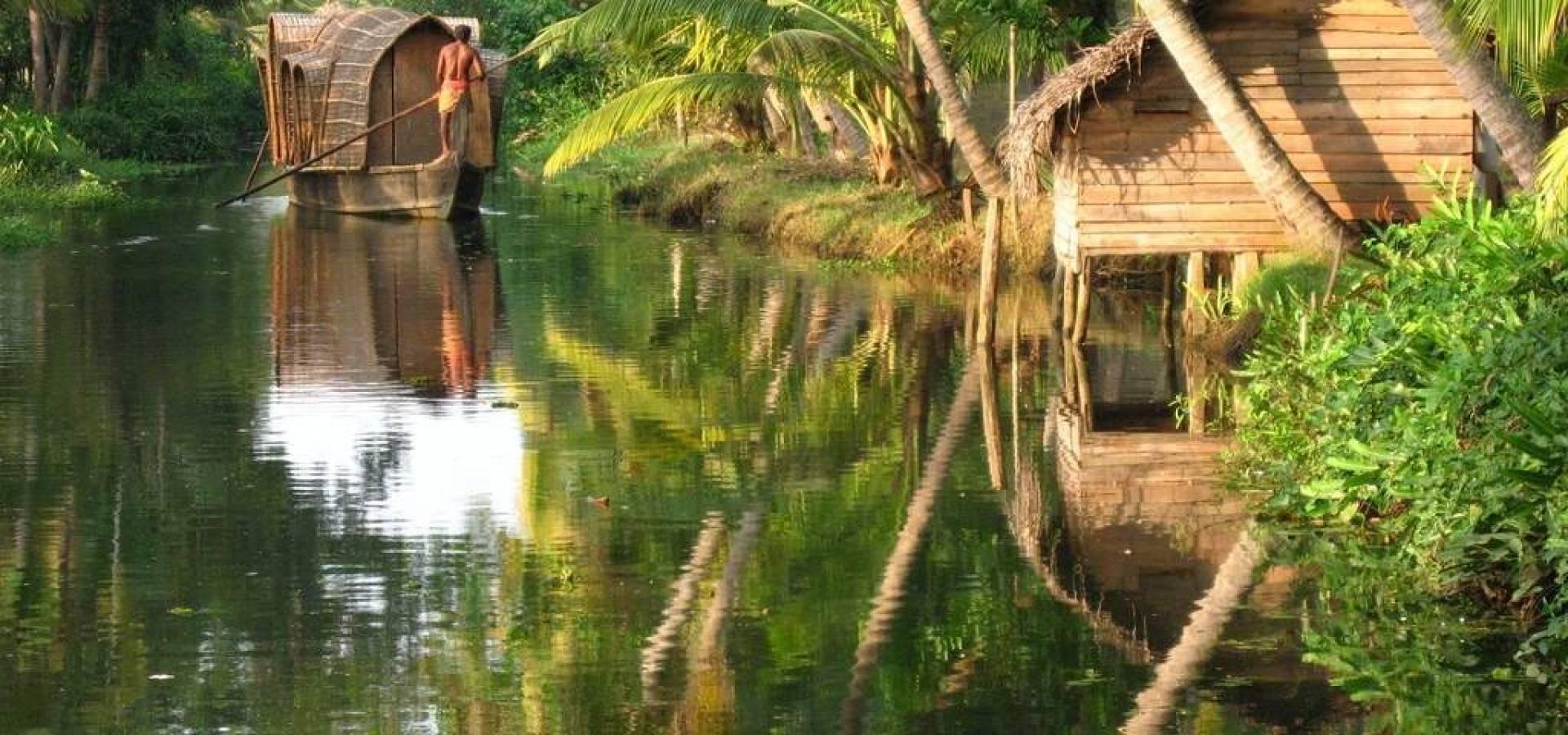 India - Templos del Sur + 7 días Ayurveda en Kerala