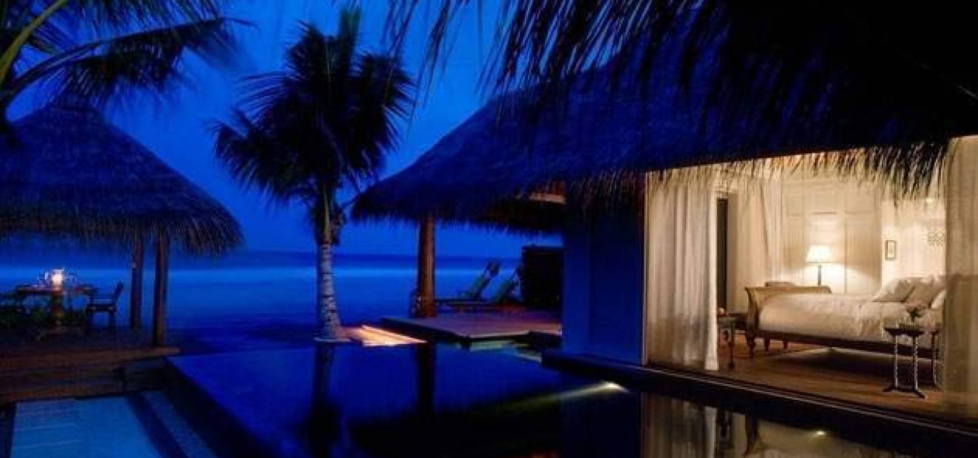 Maldivas - Hotel Anantara Naladhu