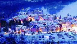 Canada Este - Quebec Ski en Mont Tremblant