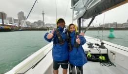 Marina DELANGE VAN DER KROFT (Malaga) - Nueva Zelanda