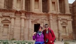 Jose Manuel DOMINGUEZ & Ana ESPEJO (Antequera) - Jordania