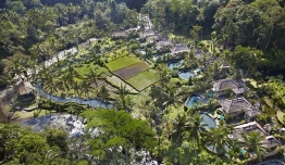 Bali - Hotel Royal Pita Maha Ubud