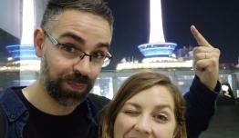Antonio PALOMEQUE & Beatriz Ruiz - Japón