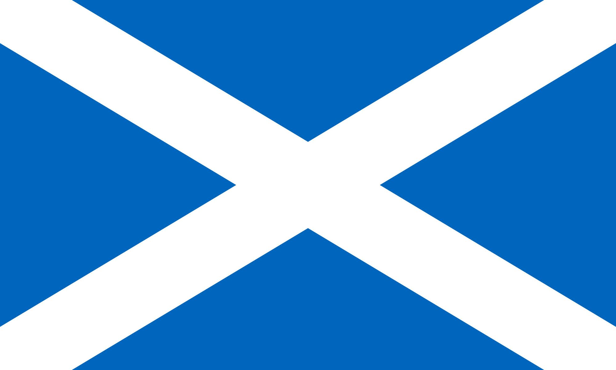 Bandera Escocia (GB)