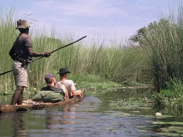 Valle del Okavango
