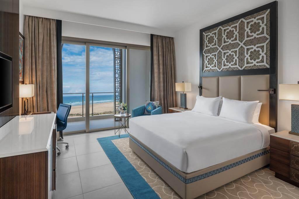 King Grand Deluxe 1 Bedroom Suite Ocean View