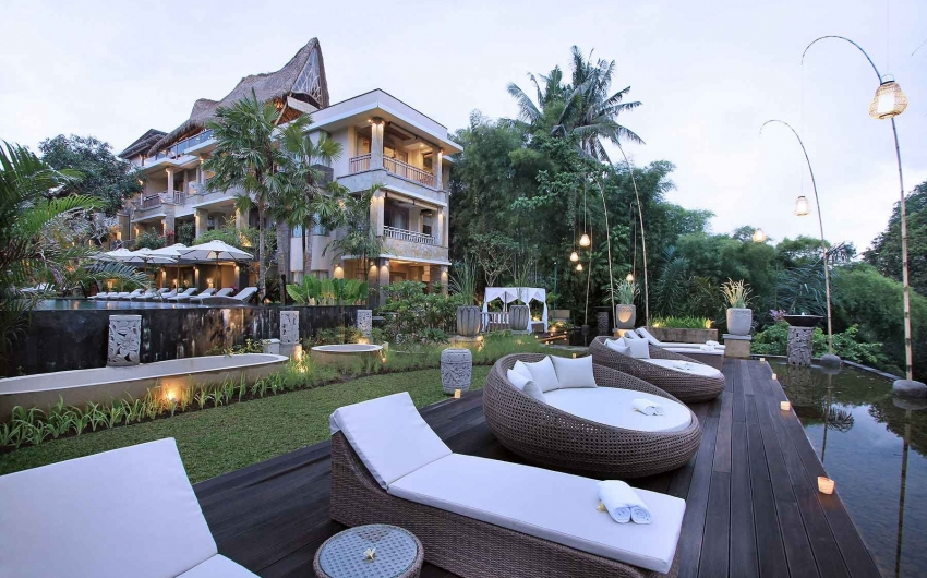 Bali - Hotel The Udaya Resorts & Spa Ubud