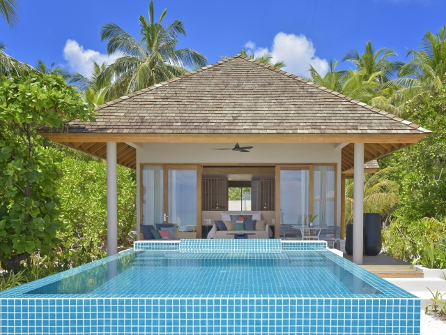 Beach Retreat with Pool