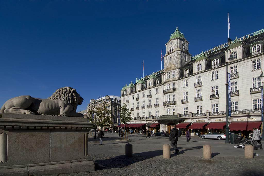 Hotel Grand Oslo By Scandic