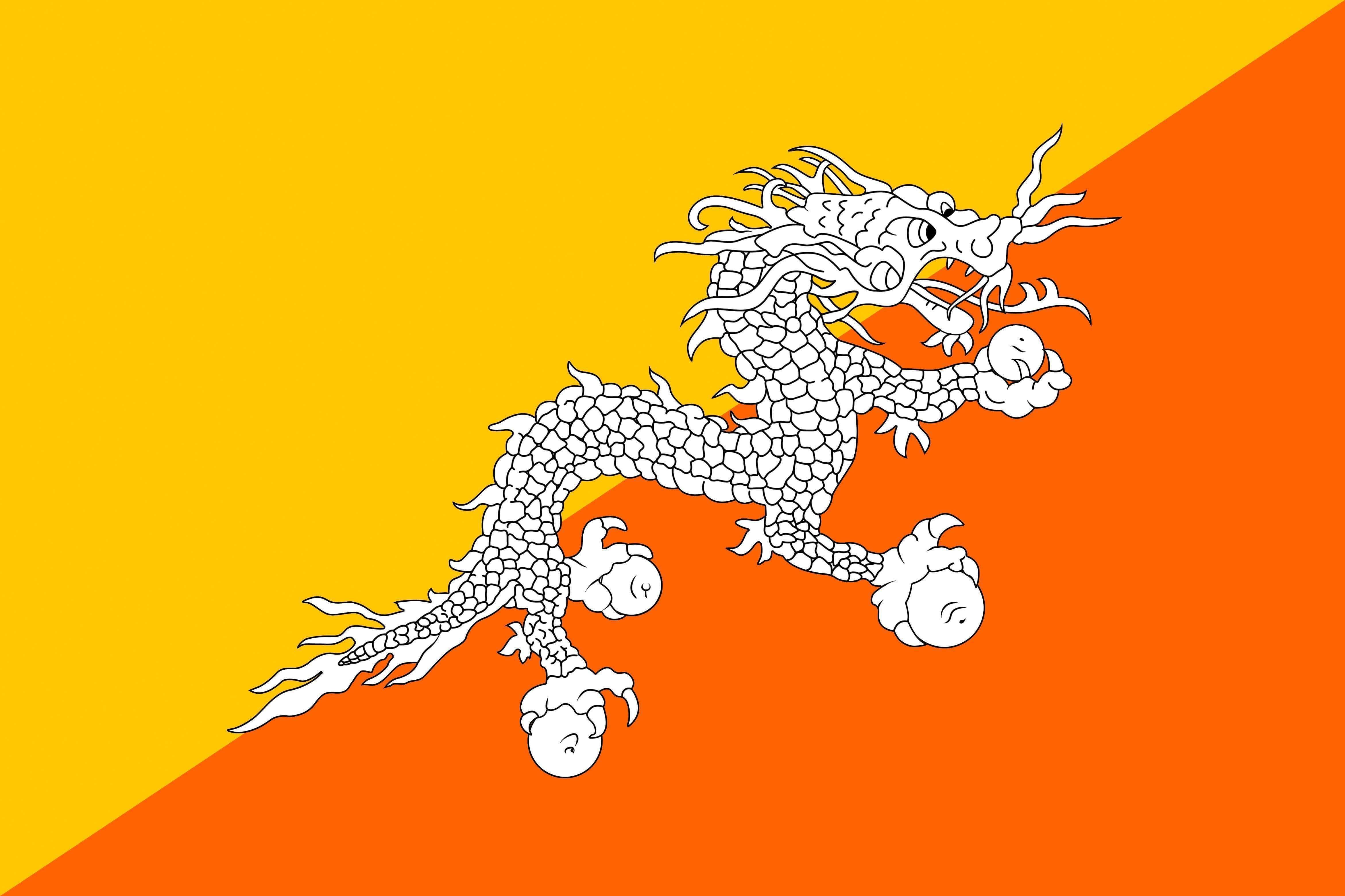 Bandera Butan