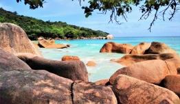 Rik Heymans & Familia - Nerja - Seychelles