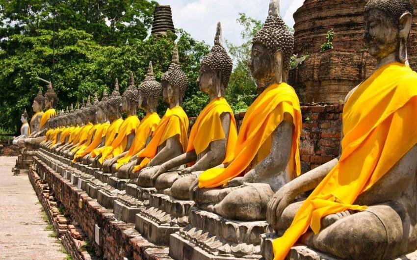 Tailandia + Vietnam + Camboya - Esencias de Indochina