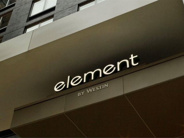 Hotel Element New York Times Square West