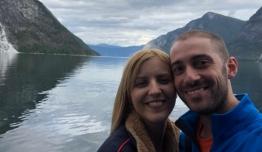 Jose Moises CORTES RUEDA & Maria Jesus RODRIGUEZ MAGAÑA (Melilla) - Noruega