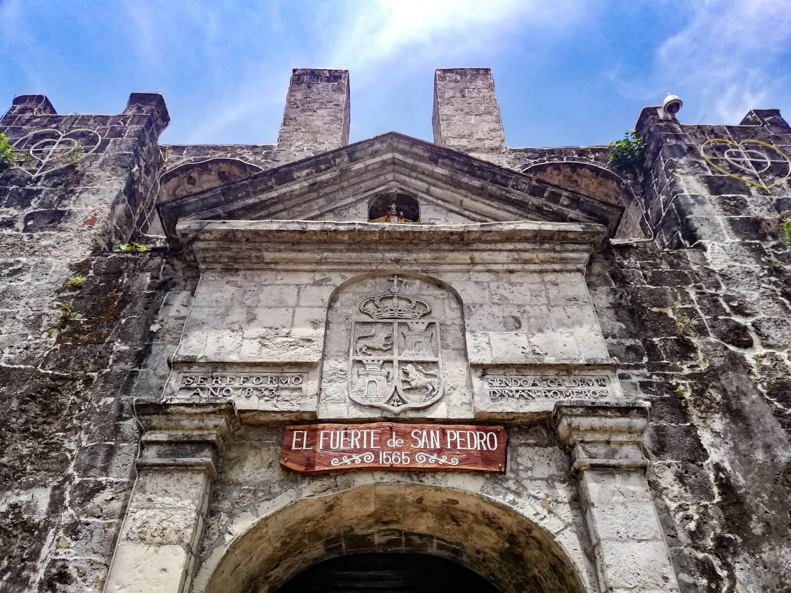 El Fuerte de San Pedro