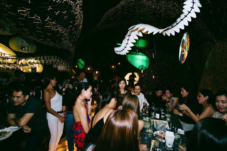 Vida nocturna Cebu City
