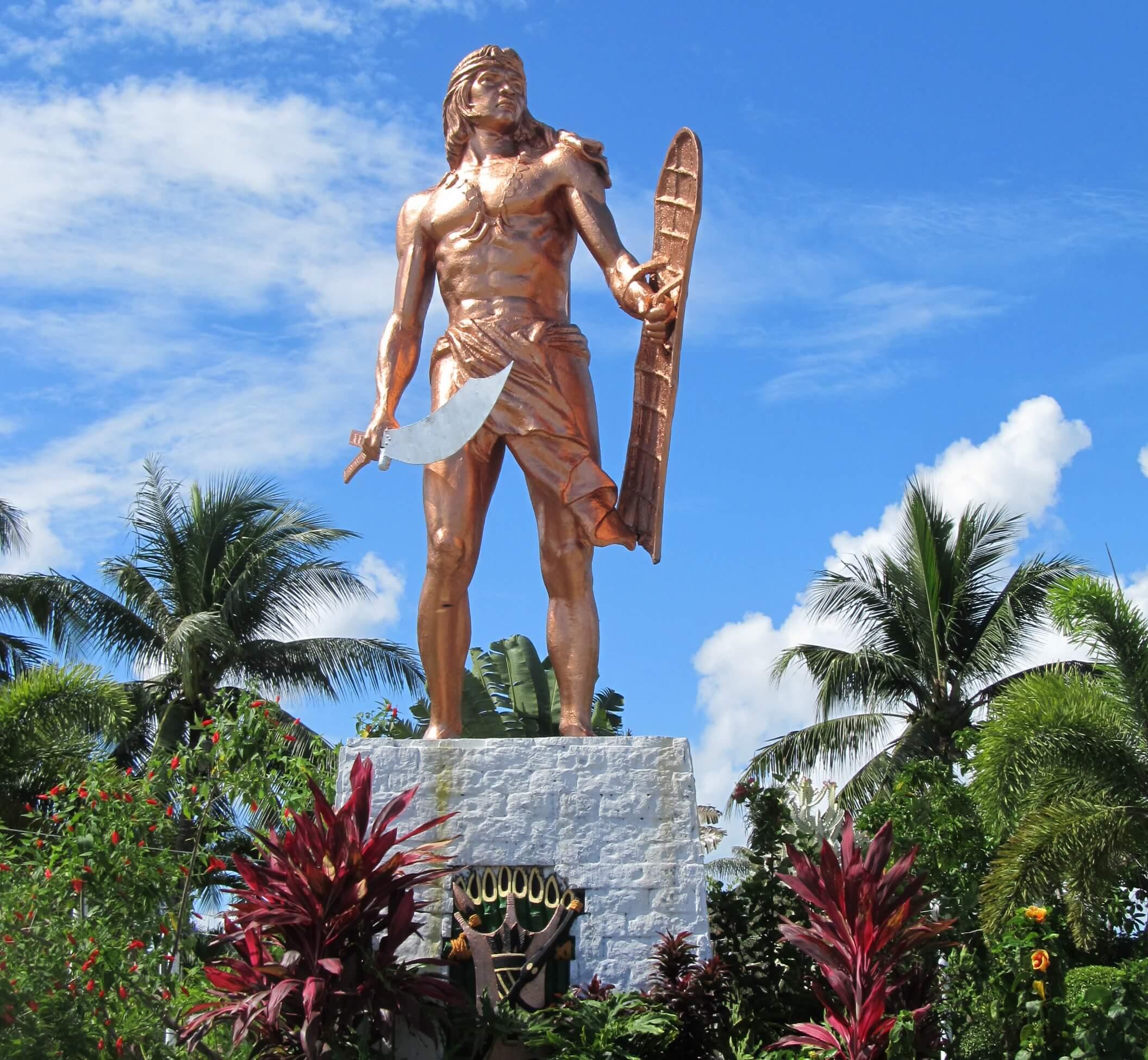 Monumento a Lapu-lapu