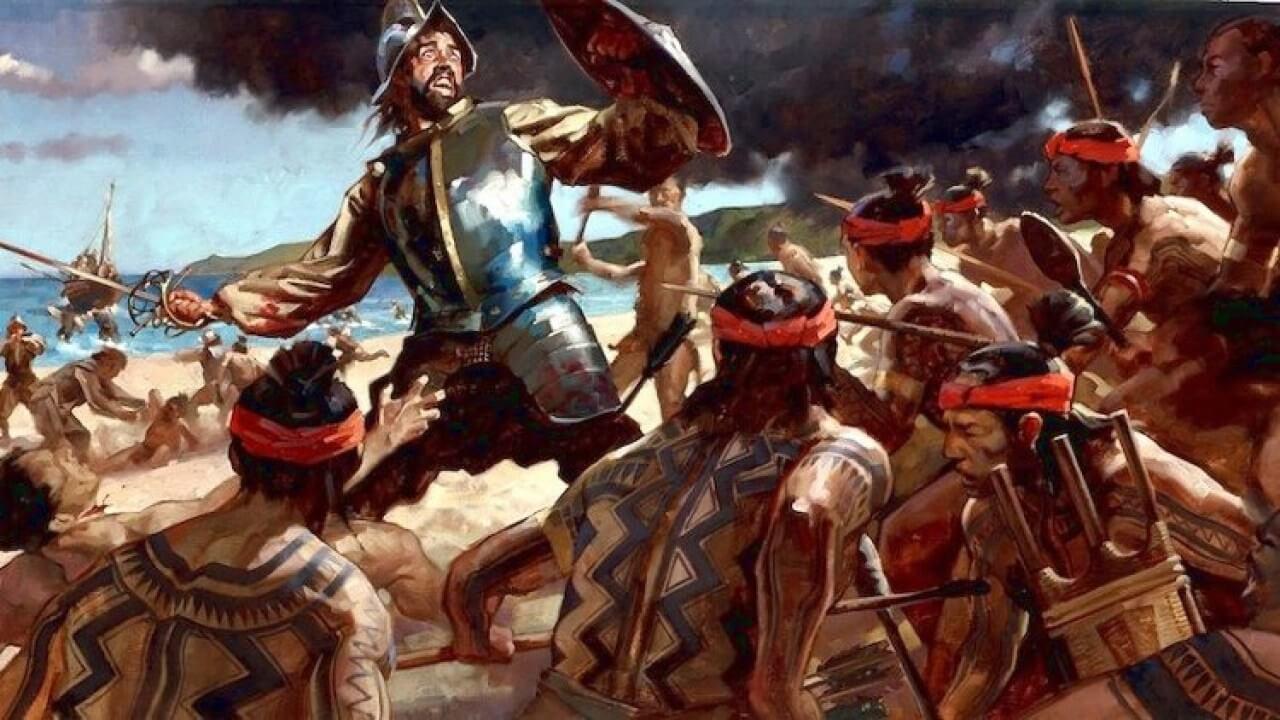 Batalla de Mactán