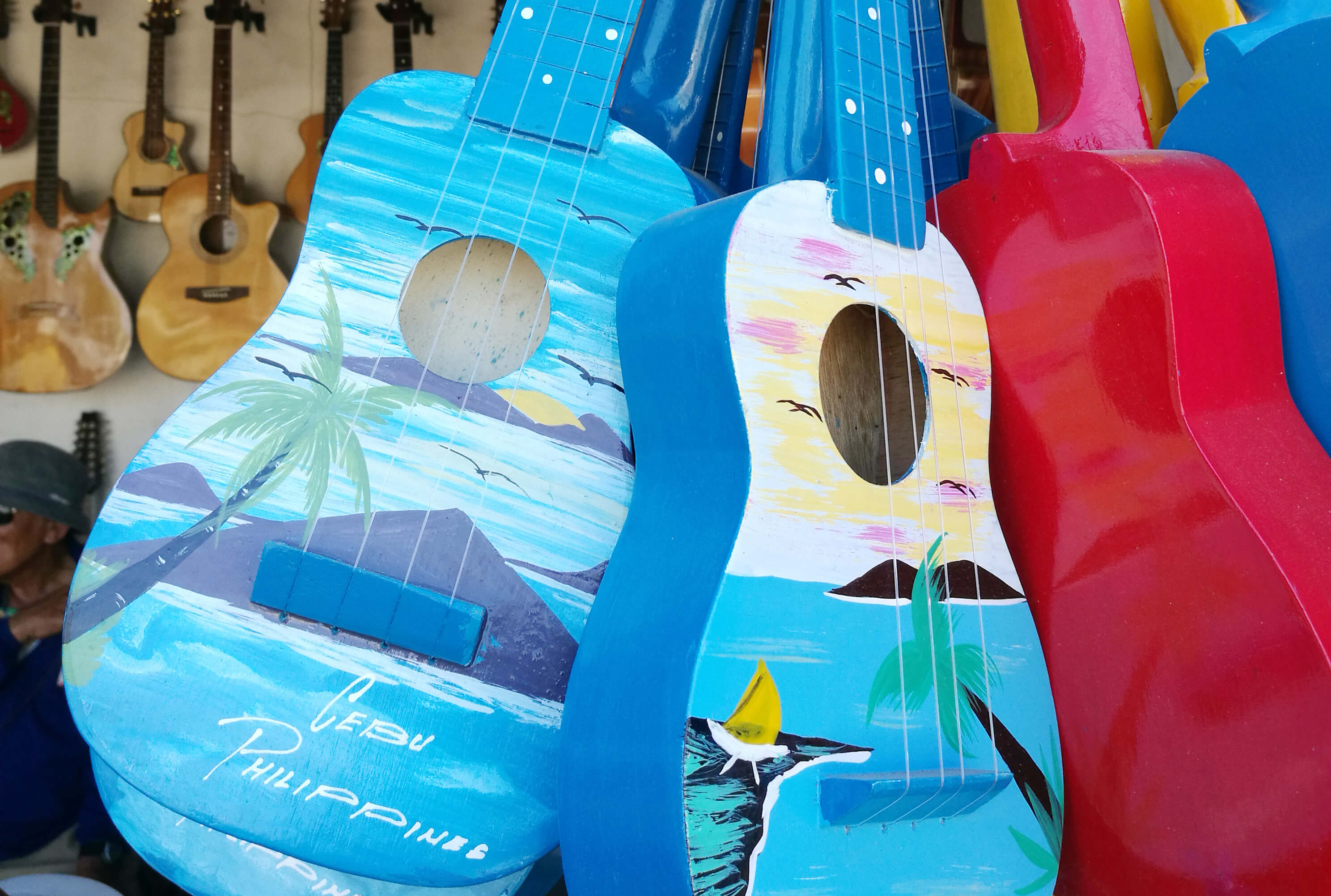 Guitarras de Maribago - Mactán