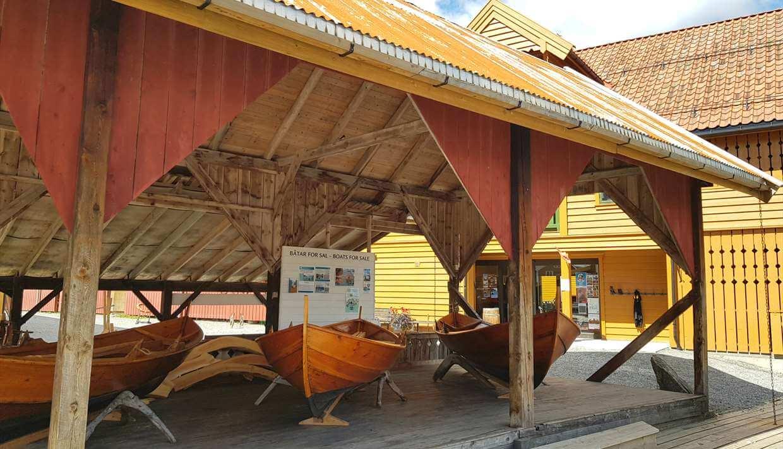 Museo Marítimo Hardanger