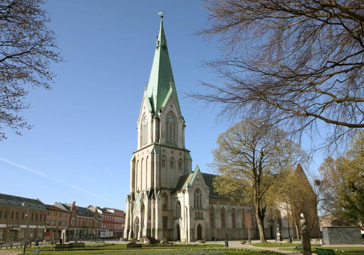 Catedral Kristiansand