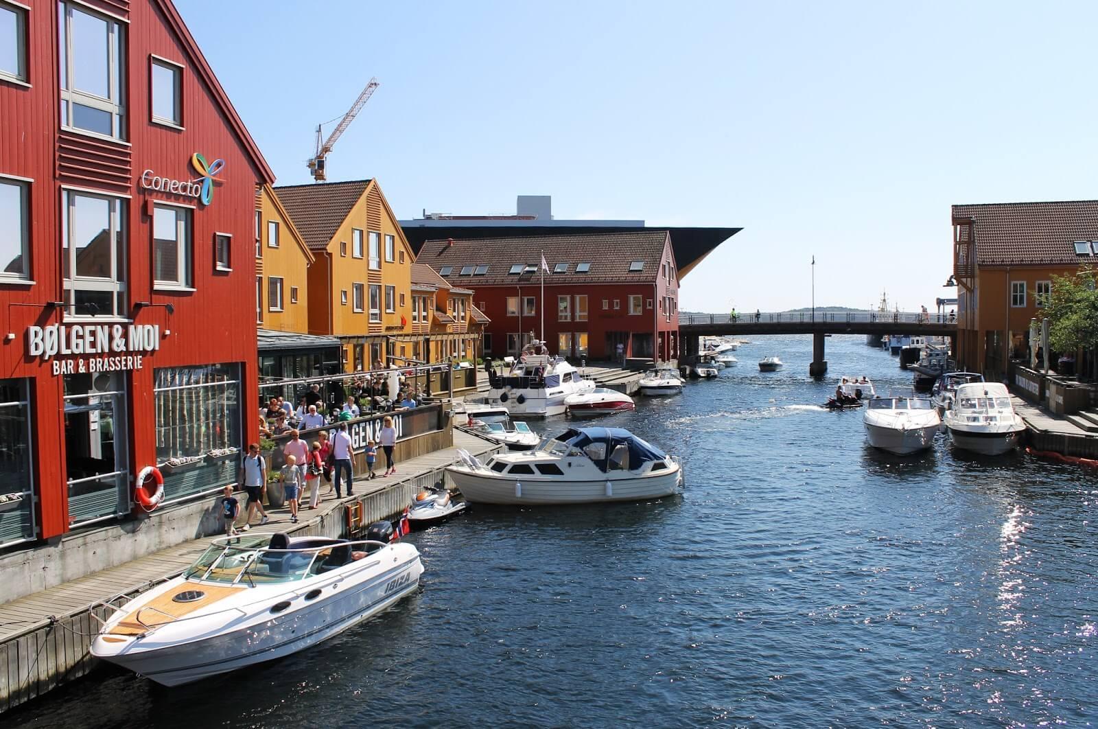 Fiskebrygga Kristiansand