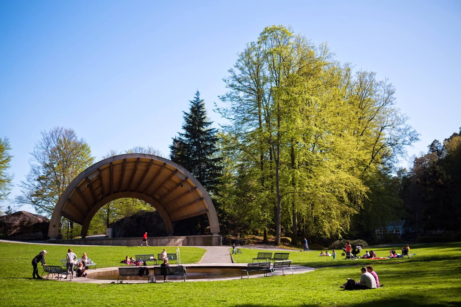 Parque Ravnedalen