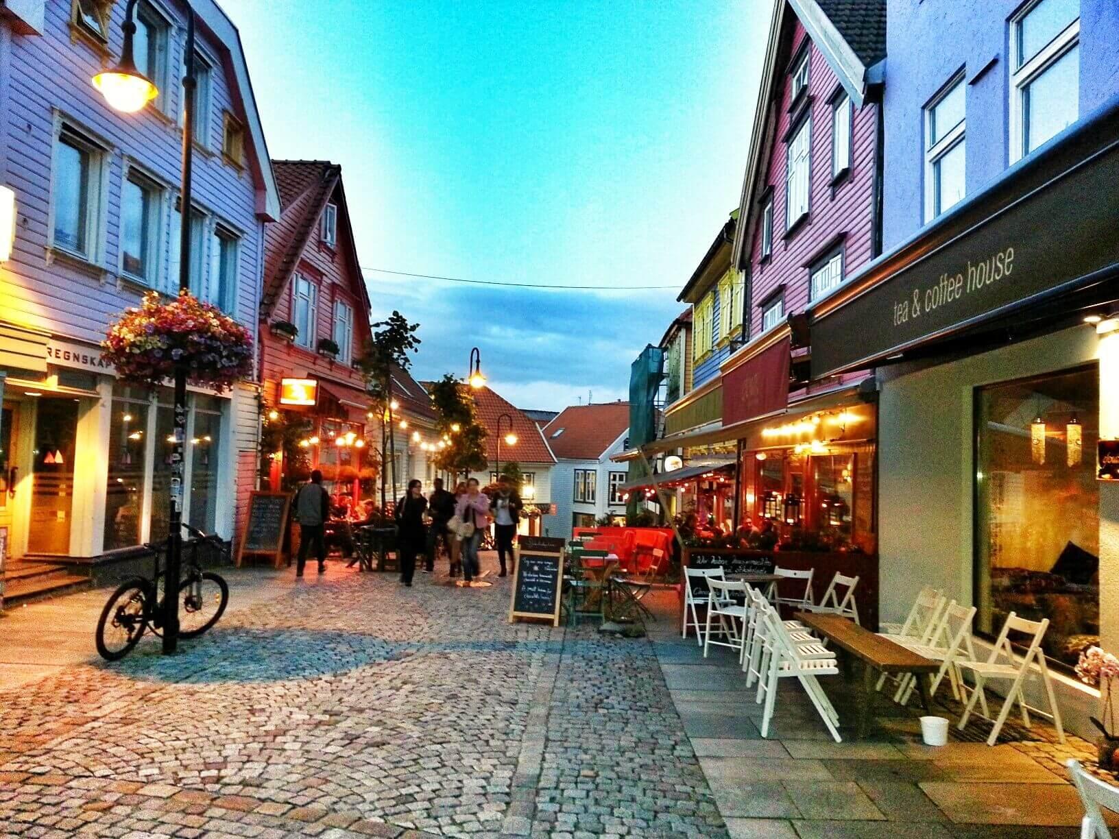 Calle Ovre Holmegate