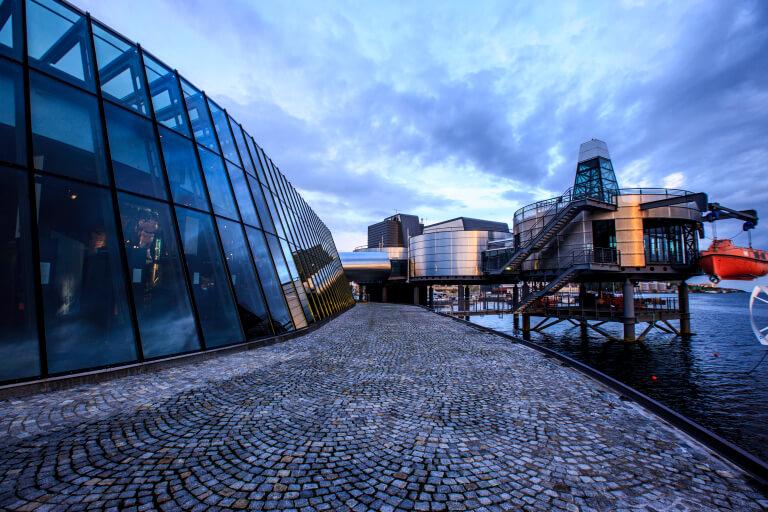 Museo del Petróleo Noruego (Oljemuseum)