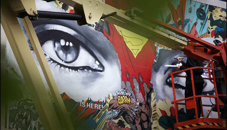 Festival Nuart de Street Art