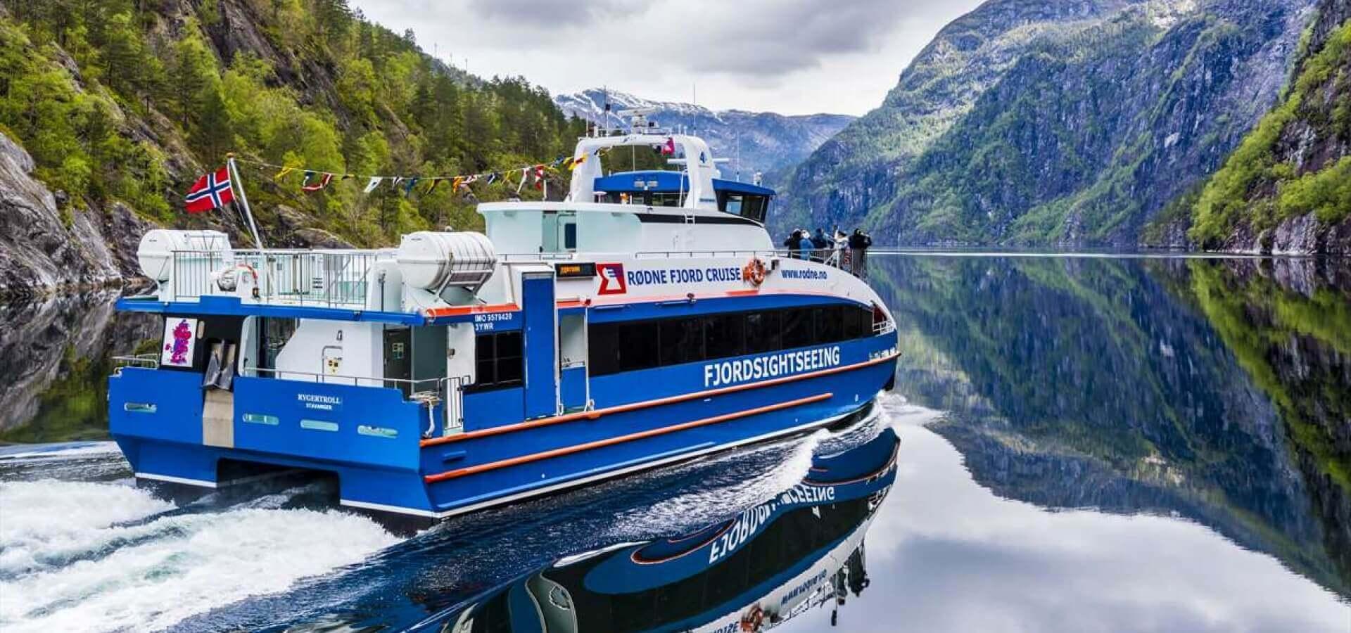 Noruega - Escapada a Stavanger, la Cosmopolita