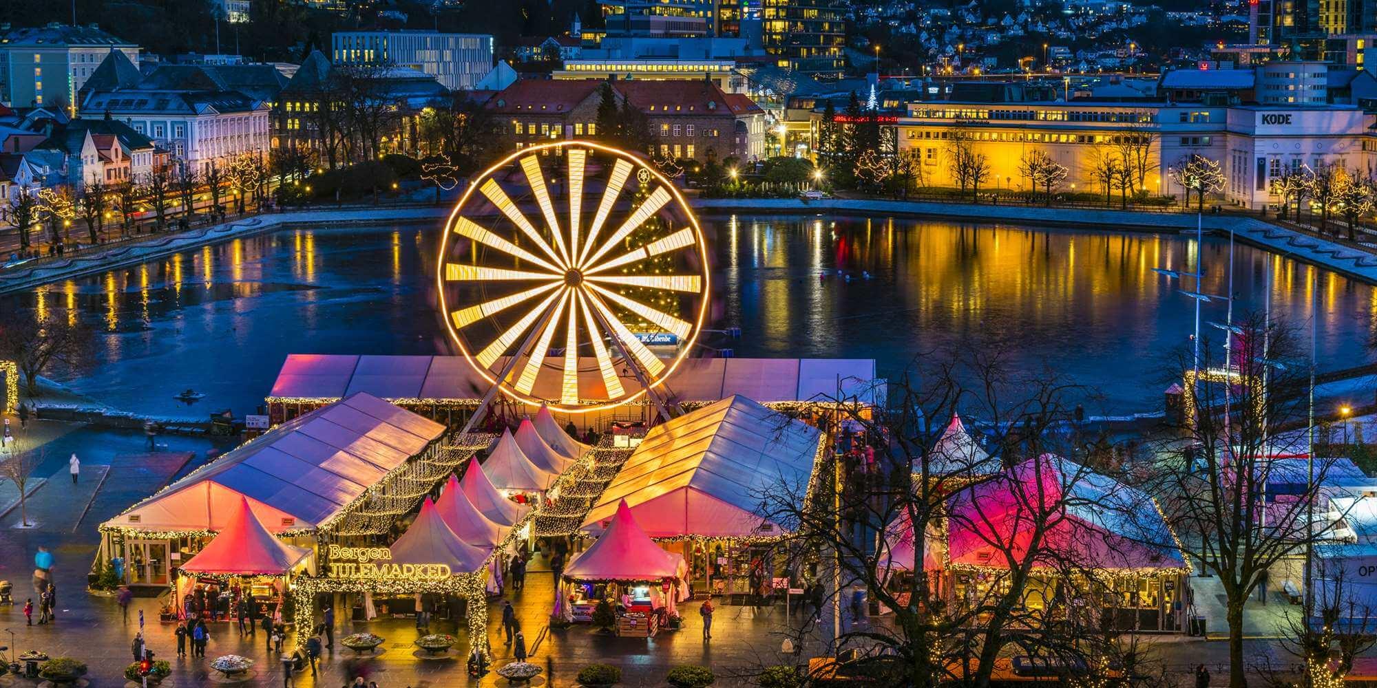 Mercadillos Navideños en Bergen
