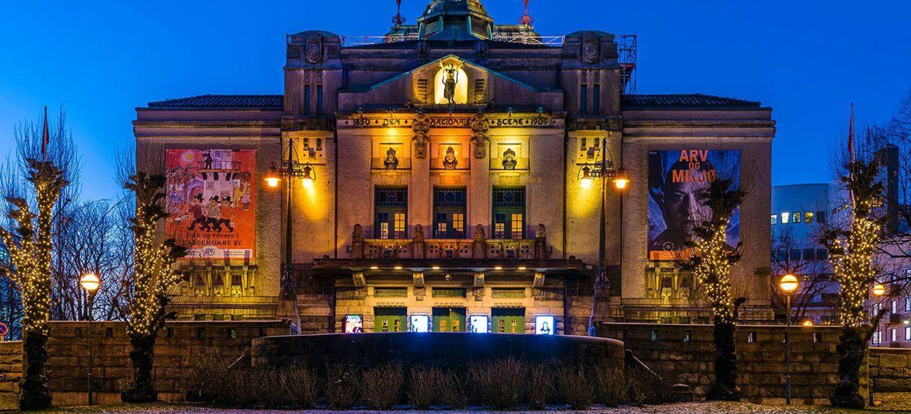 Teatro Nacional de Bergen