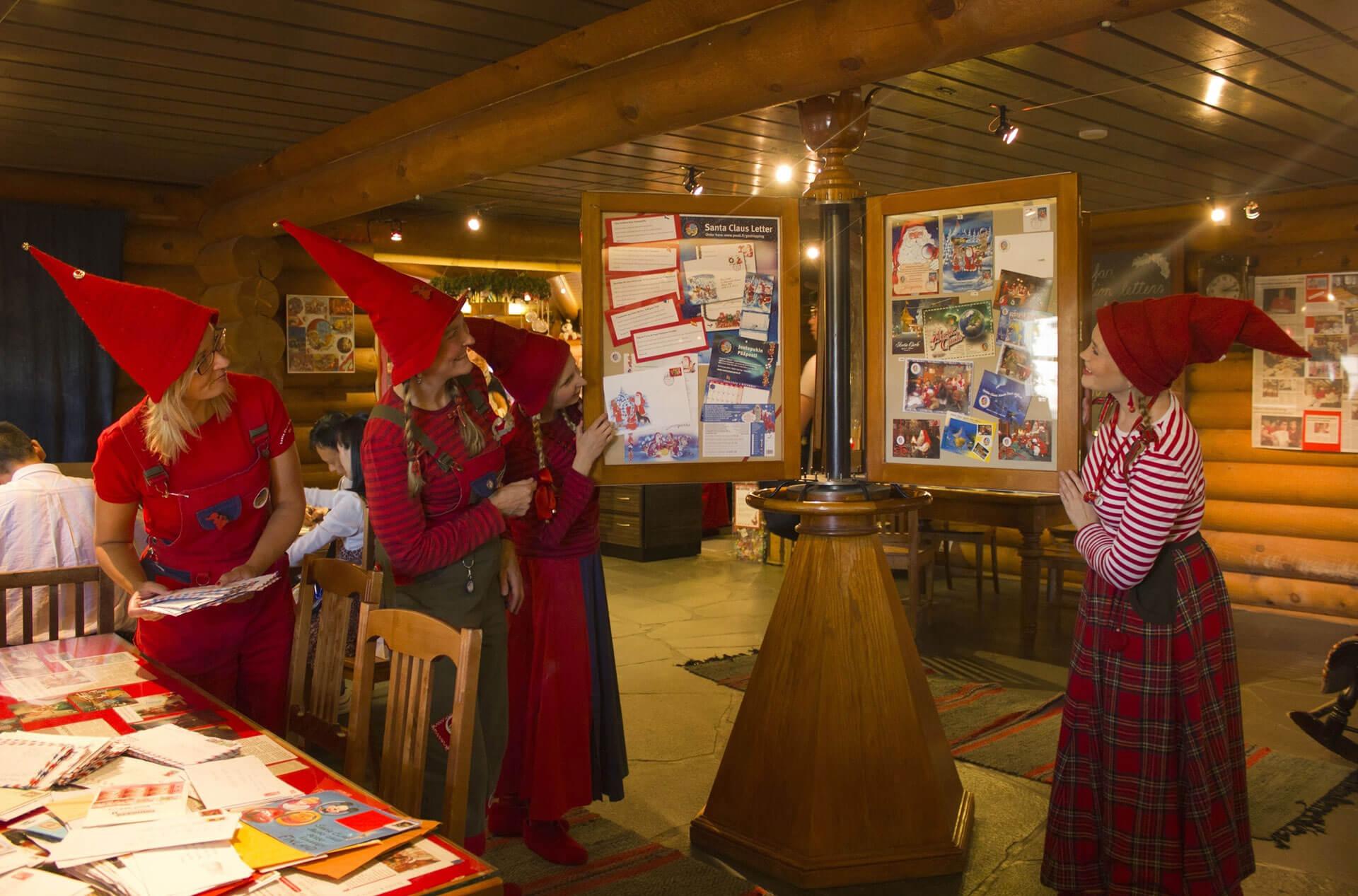Hogar de los Elfos Carteros - Rovaniemi