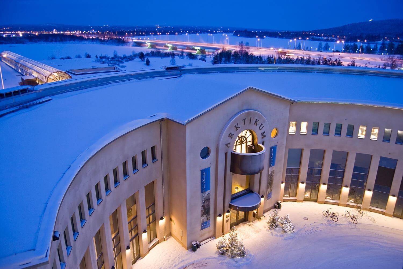 Centro de Ciencias Árticas Arktikum