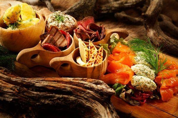 Gastronomía lapona