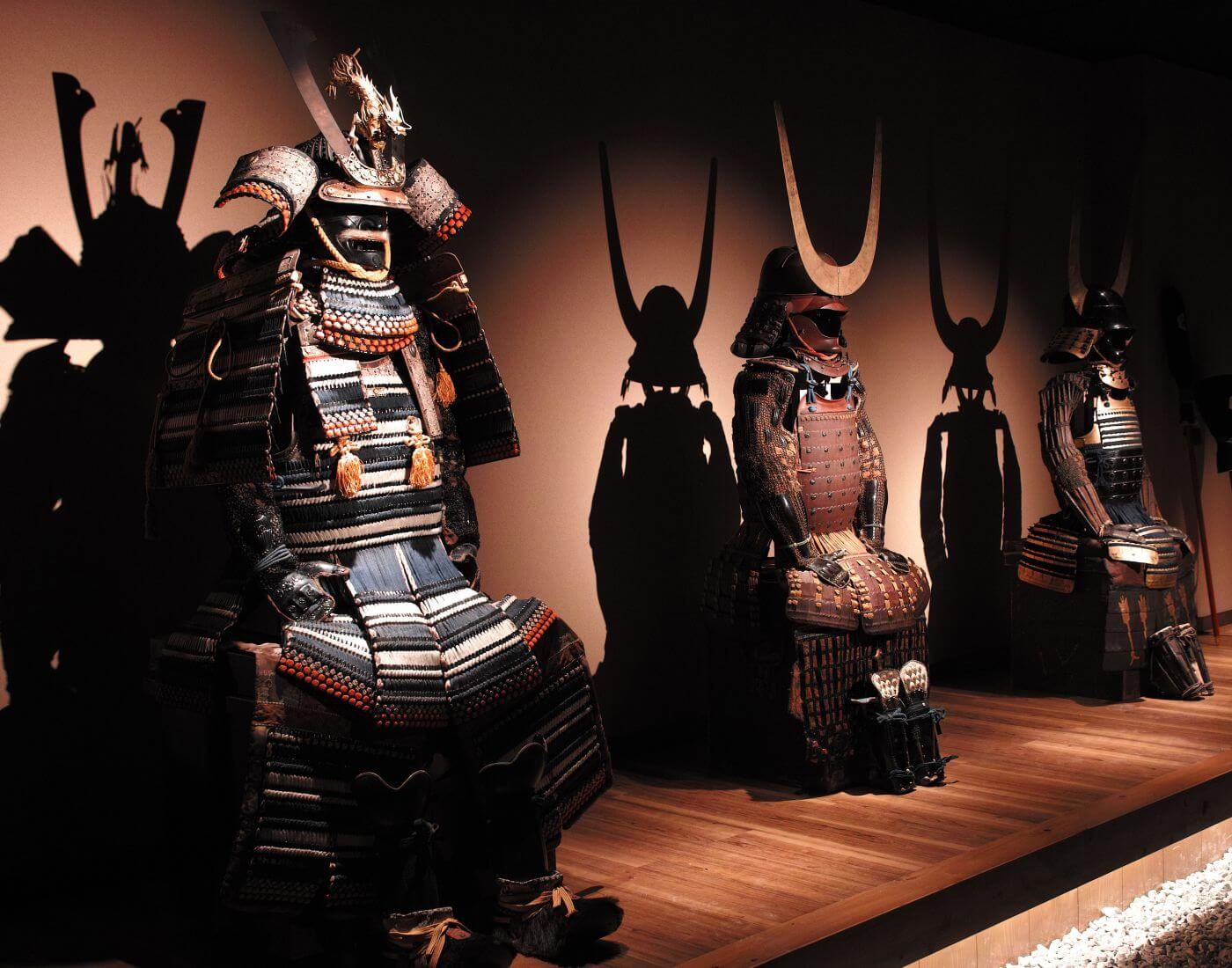 Museo Samurai en Shinjuku