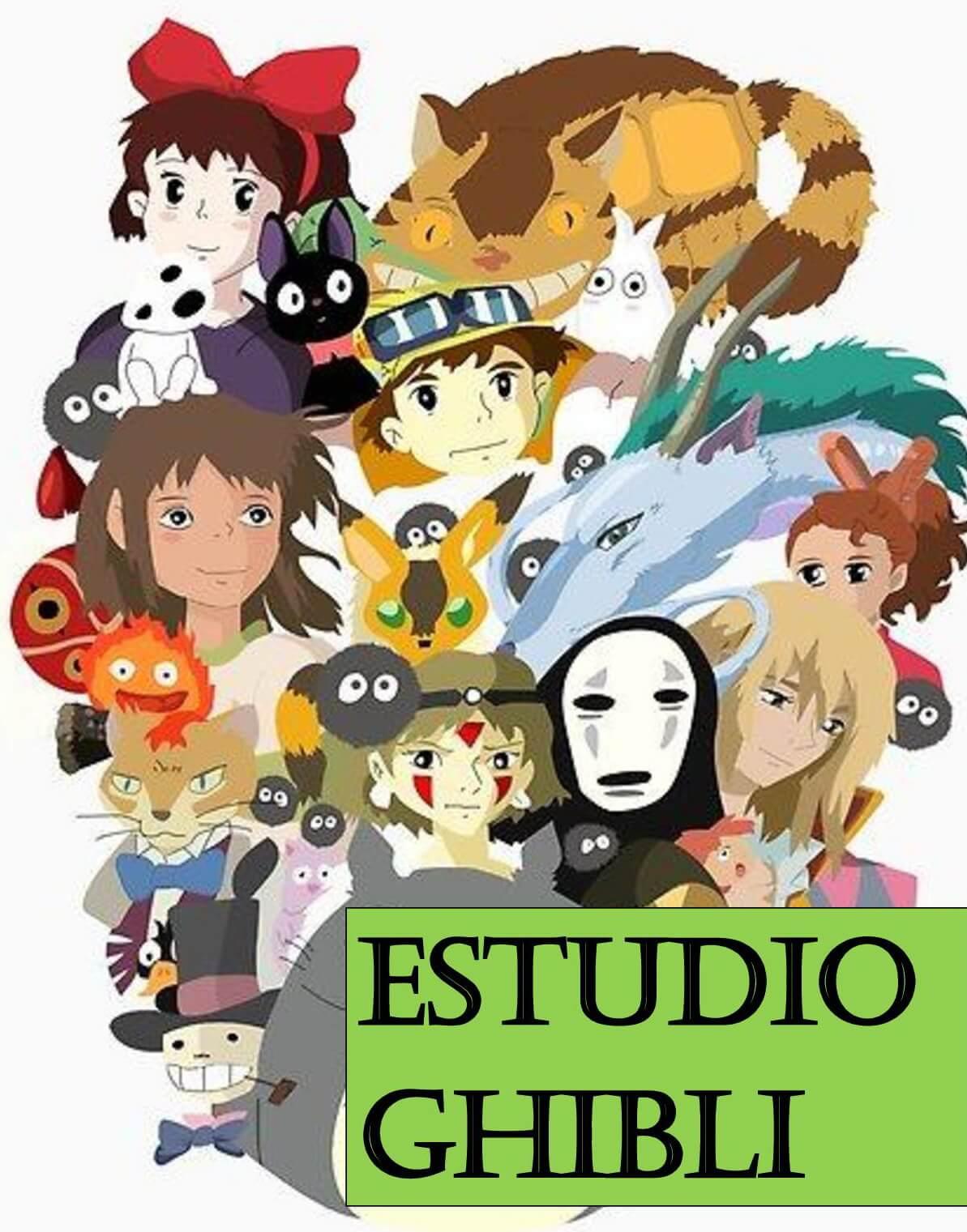 Estudio Ghibli - Mitaka